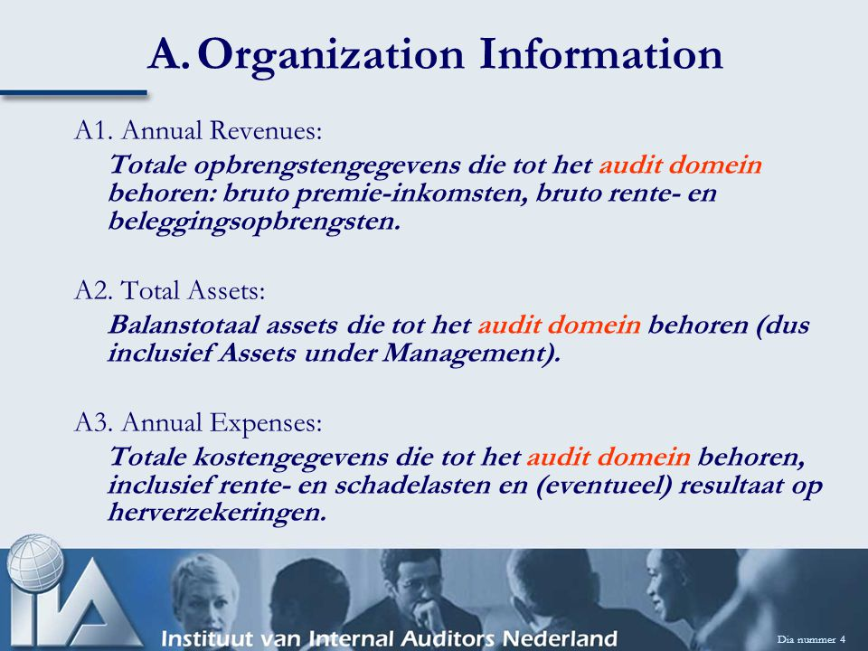 E.Audit Implementation/Life cycles/Reporting Dia nummer 25 E9.
