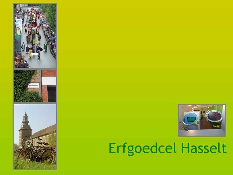 Erfgoedcel Hasselt
