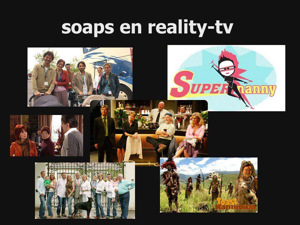 soaps en reality-tv