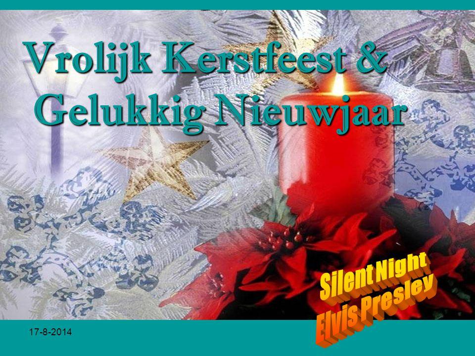 17-8-2014 Vrolijk Kerstfeest & Gelukkig Nieuwjaar