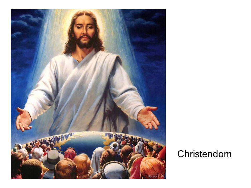Ontstaan uit het Jodendom Jezus was een jood Geboren 4 vChr.