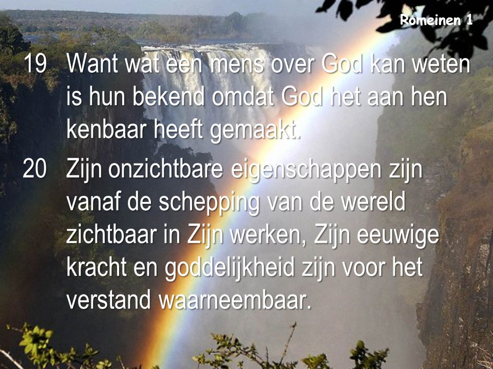 3 Job 37:14 Laat dit tot je doordringen, Job, sta even stil en heb oog voor Gods wonderen.