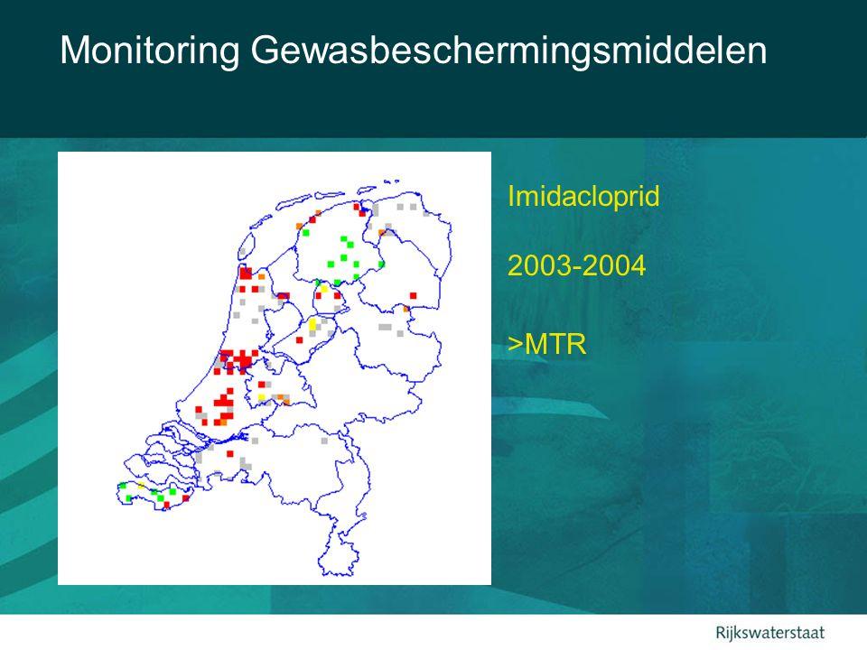 Monitoring Gewasbeschermingsmiddelen Discussiepunt 1: Hoe kunnen de waterbeheerders zo monitoren dat aannemelijk gemaakt kan worden welke toepassing (teelt en grondgebruik) de oorzaak is van een normoverschrijding.