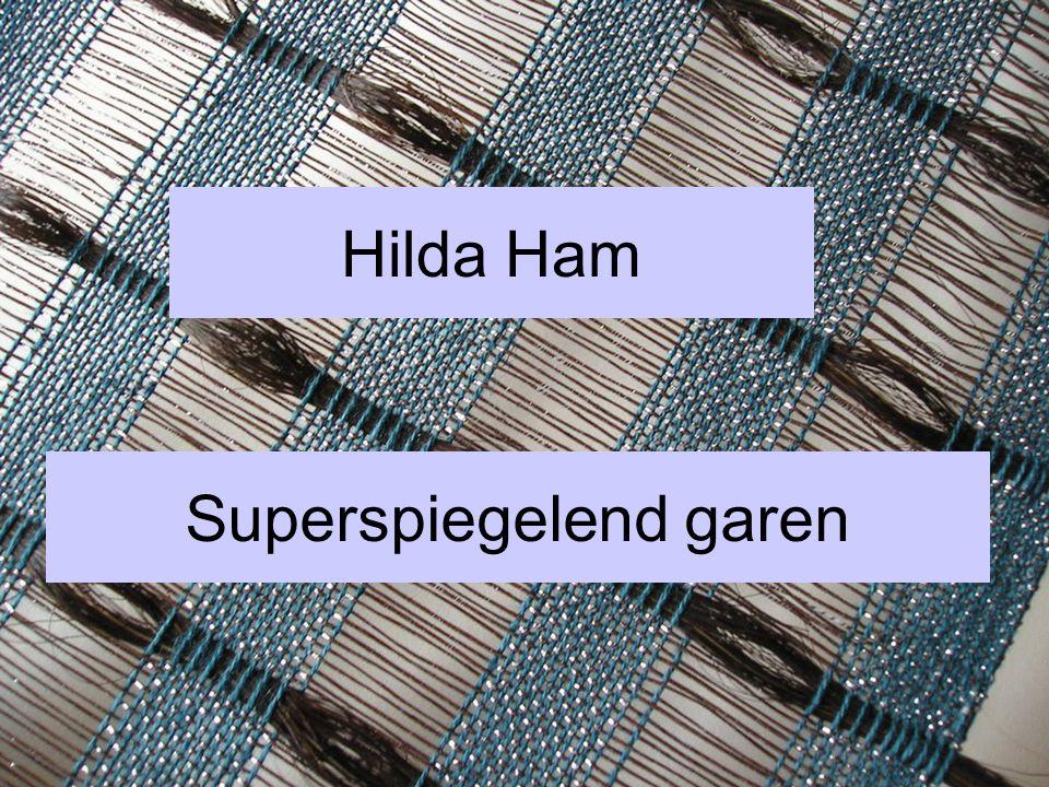 Hilda Ham Superspiegelend garen