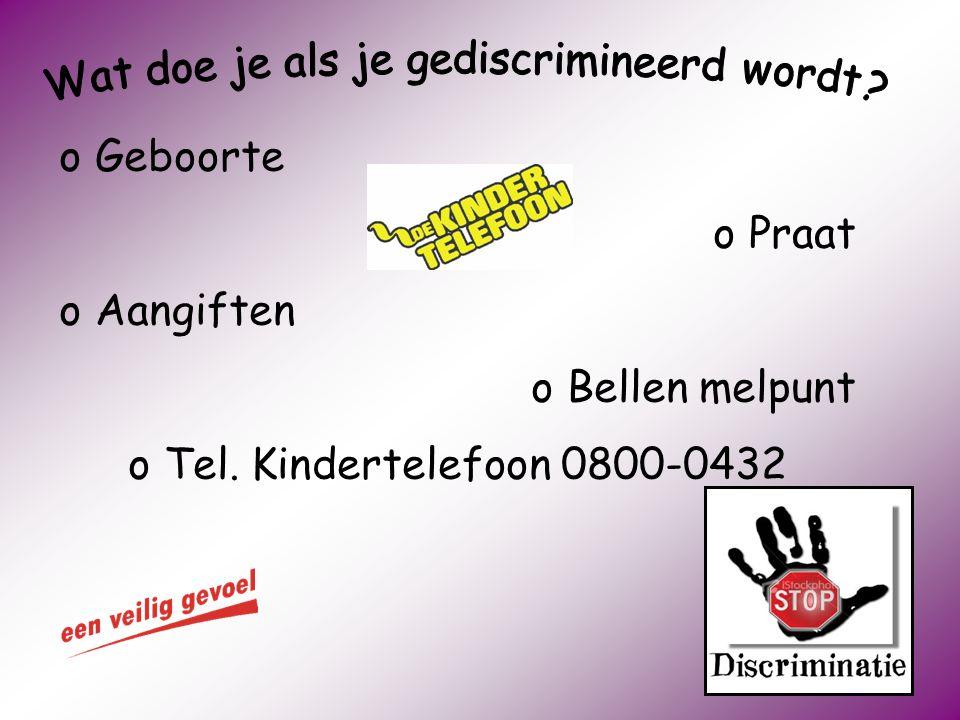 Tel. Meldpunt discriminatie 0900-2354 254