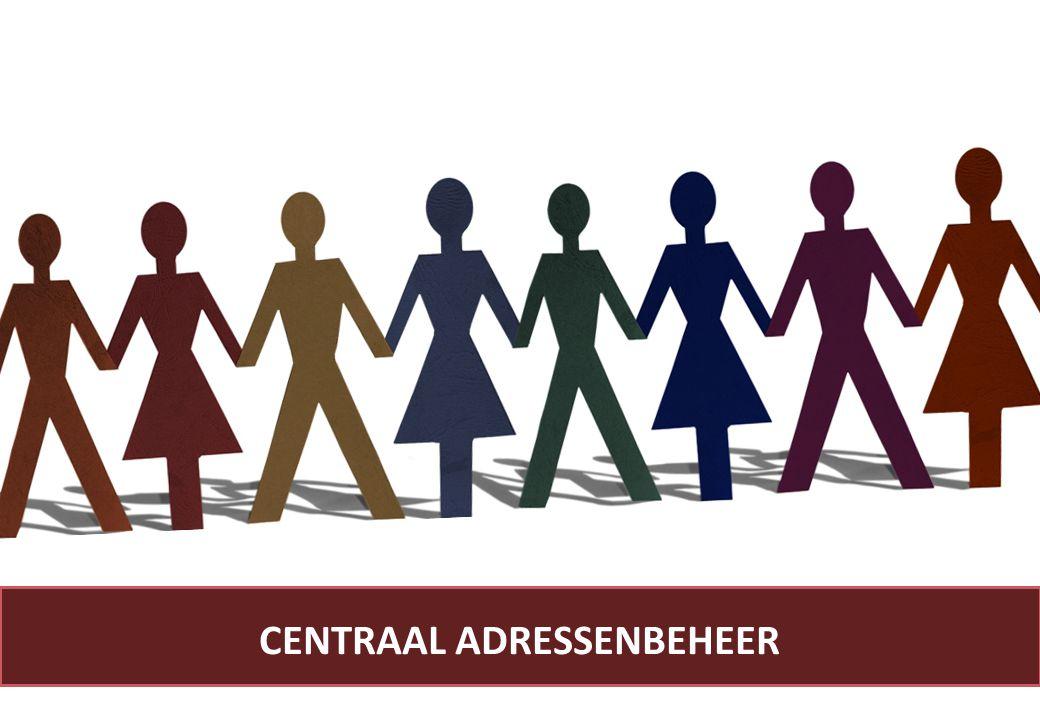 CENTRAAL ADRESSENBEHEER
