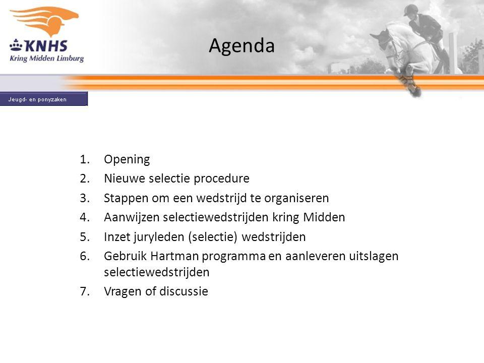 Selectiestanden Uitslagen aanleveren bij: Pony's: Wim Coolen, Graafschap Hornelaan 72, 6004 HR Weert Paarden: Antoon v.