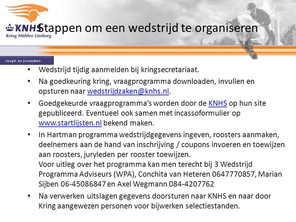 Aanwijzen selecties Kring Midden Paarden dressuur Zo17-aprPeelrossenNederweert Zo1-meiSt.
