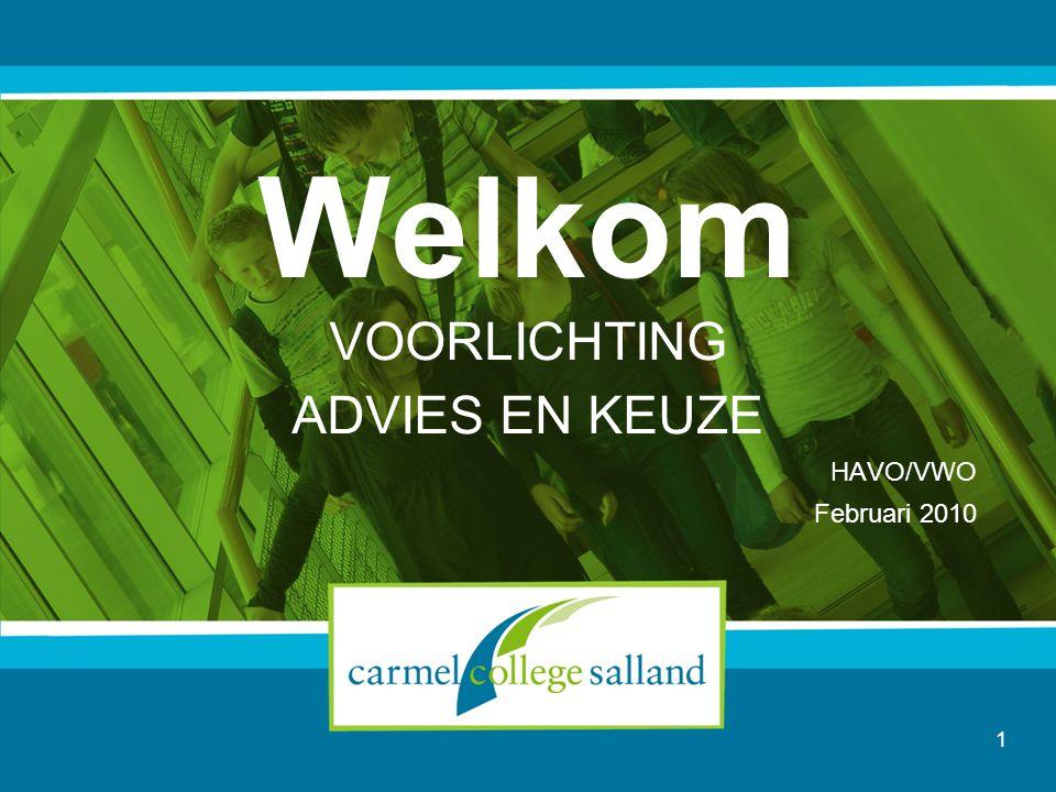 2 Programma Algemene inleiding Welke niveaus; verschillen en overeenkomsten Hoe komt advies tot stand .