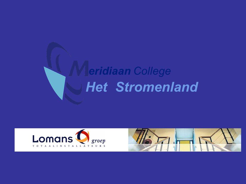 Het Stromenland eridiaan College