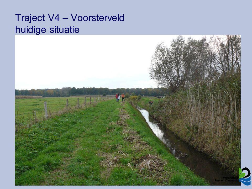 Traject V4 – Voorsterveld huidige situatie