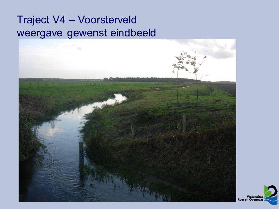 Traject V4 – Voorsterveld weergave gewenst eindbeeld