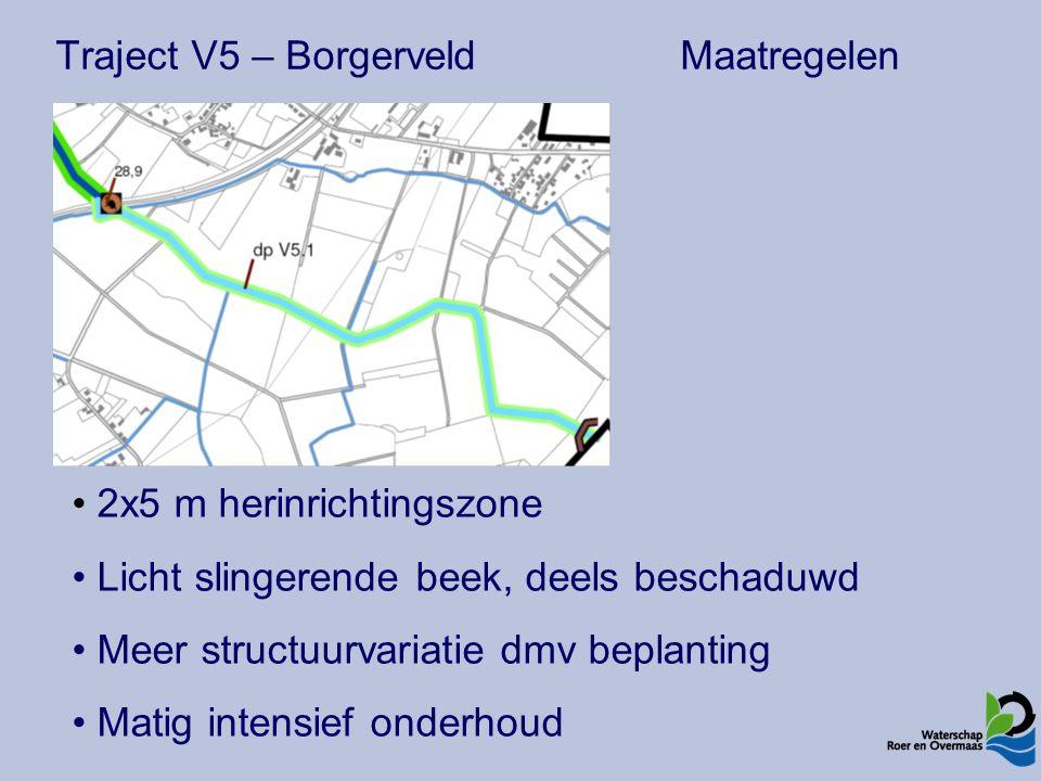 Reigersbroek en Roozendaal Nadat landbouw is verplaatst, worden maatregelen in het kader van de GGOR en herinrichting uitgevoerd.
