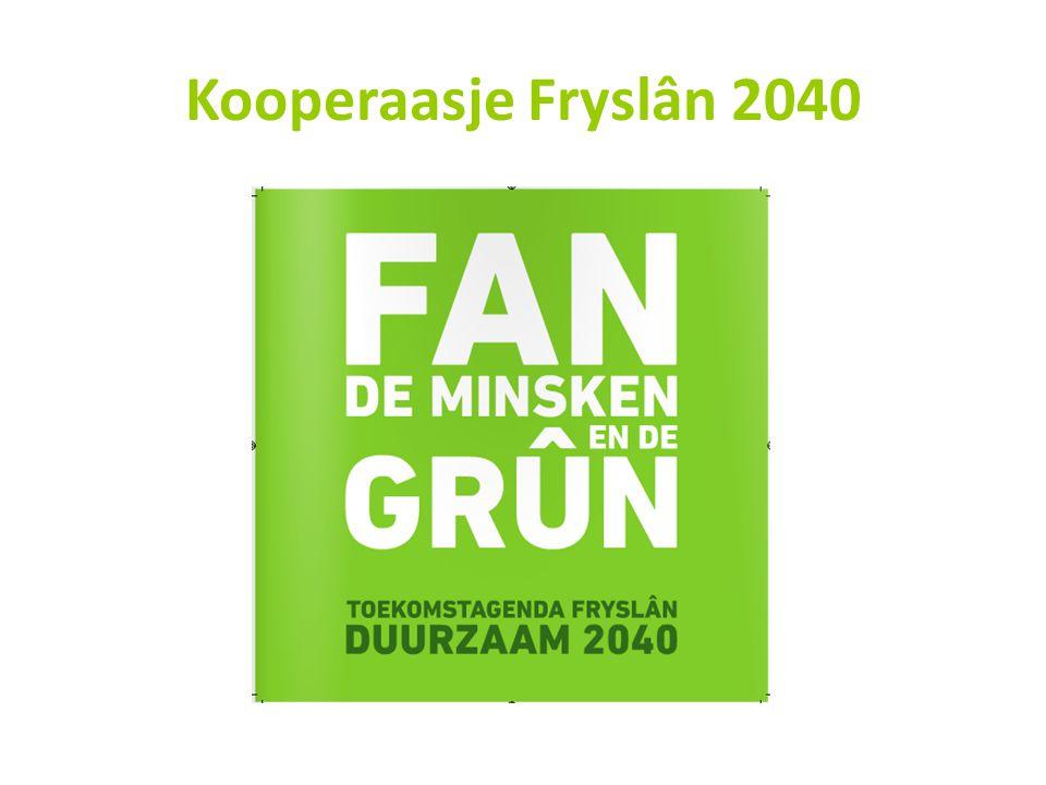 Kooperaasje Fryslân 2040
