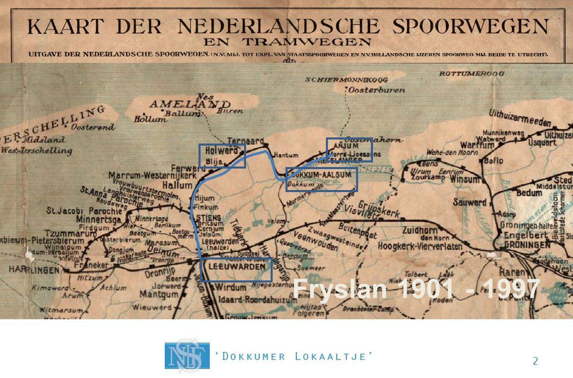 2 Fryslan 1901 - 1997