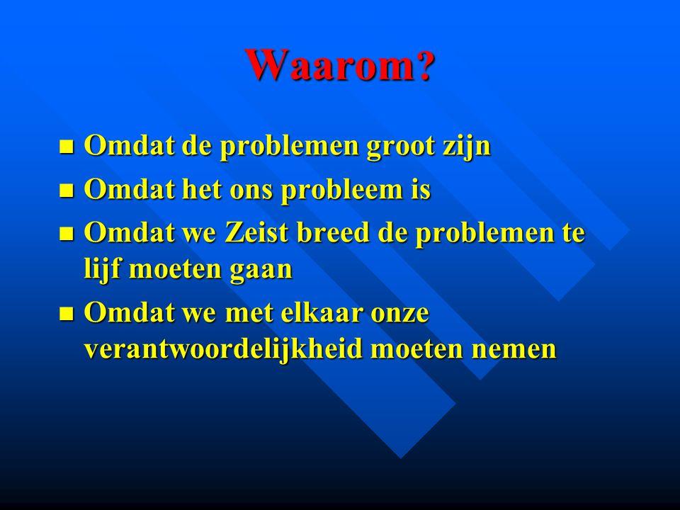 Wiens probleem?.