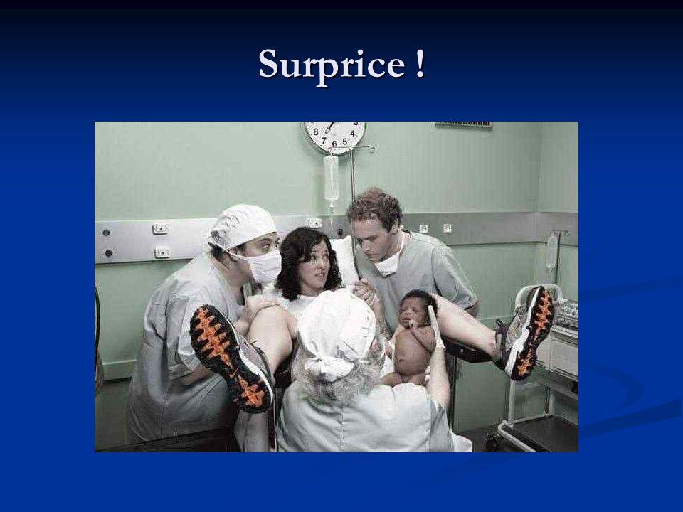 Surprice !