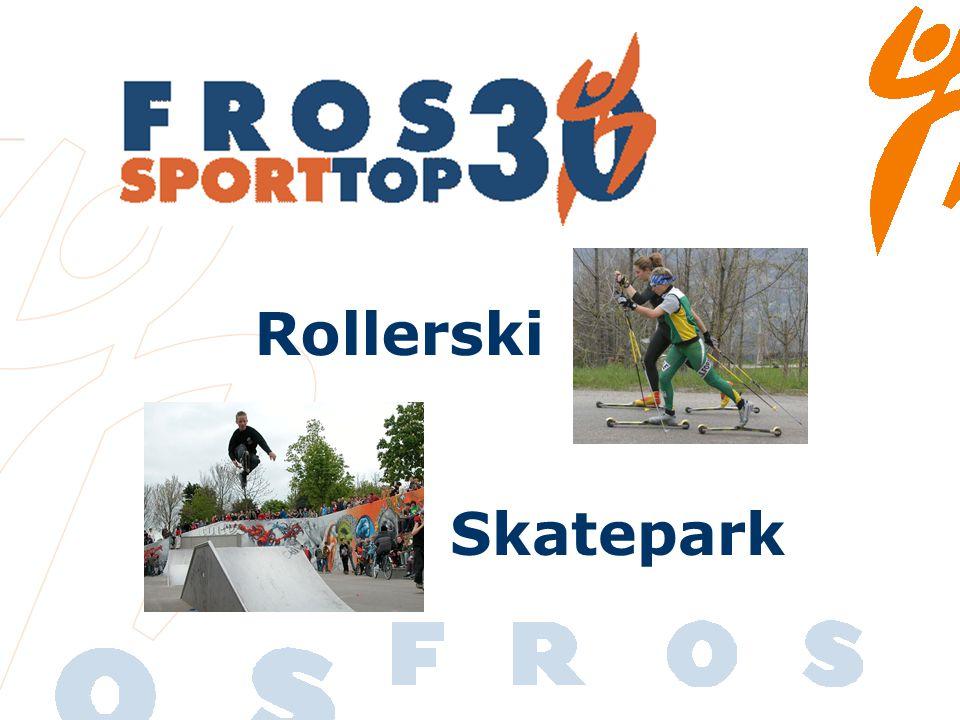 Rollerski Skatepark