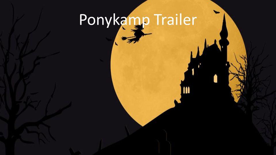 Ponykamp Trailer