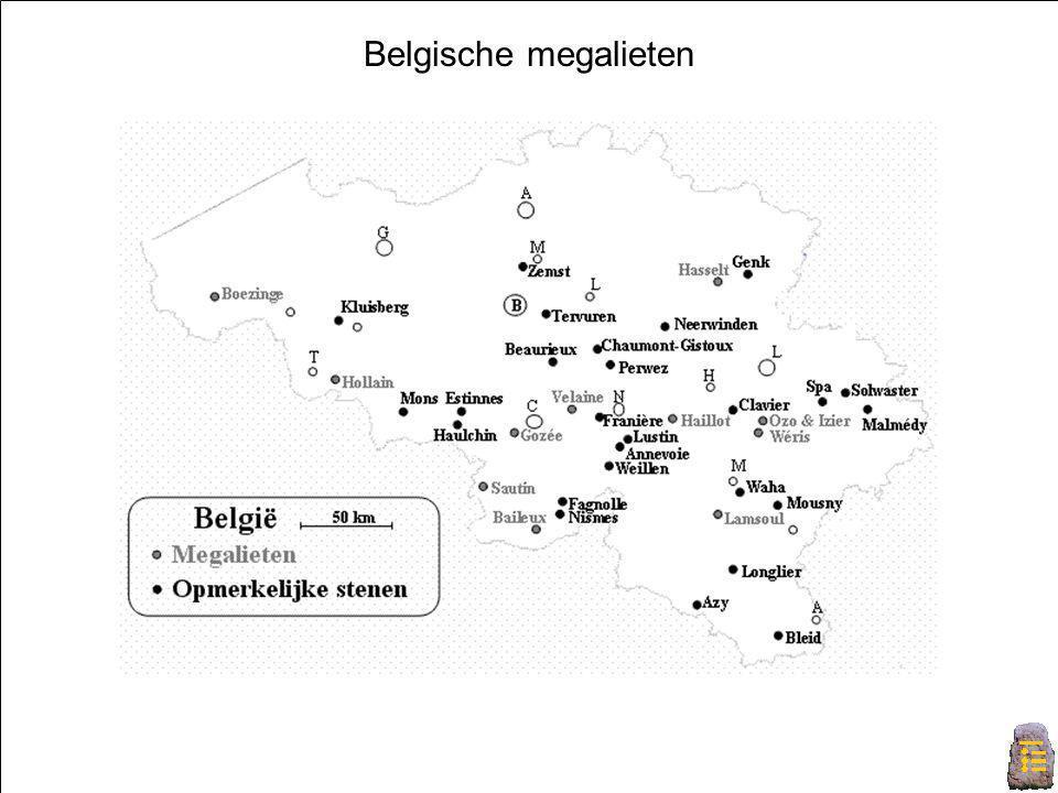 Belgische megalieten