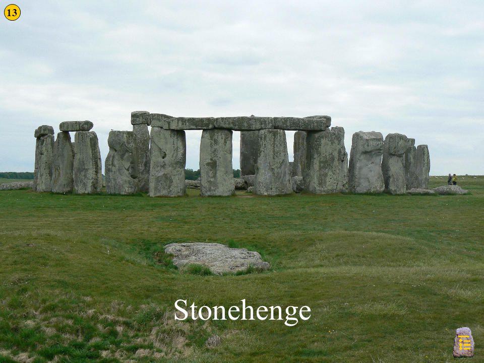 Stonehenge 13