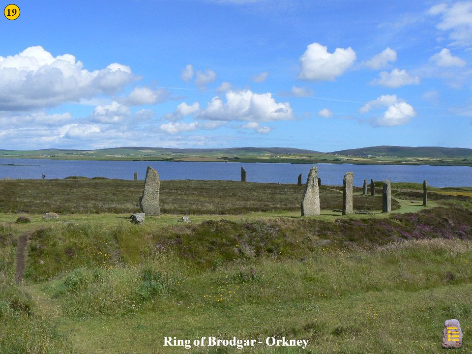 Ring of Brodgar - Orkney 19