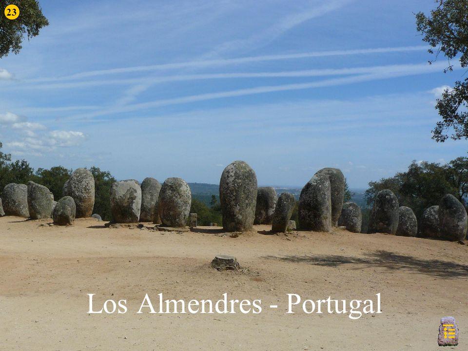 Los Almendres - Portugal 23