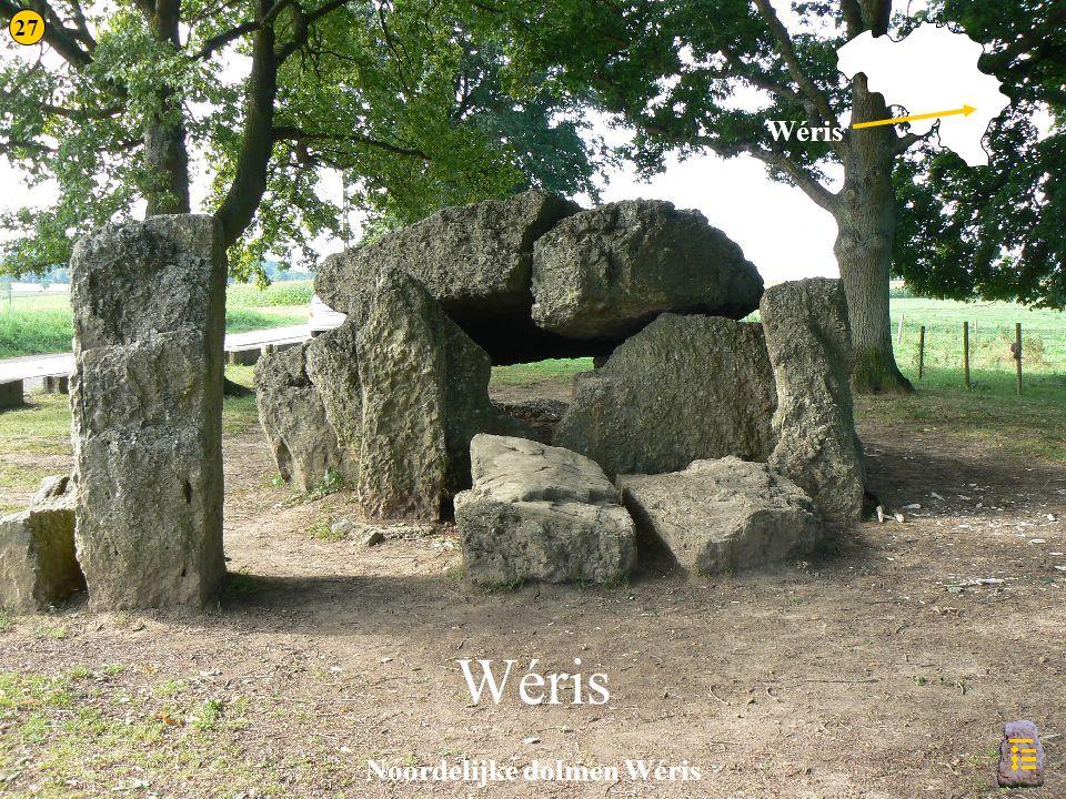 Noordelijke dolmen Wéris Wéris 27