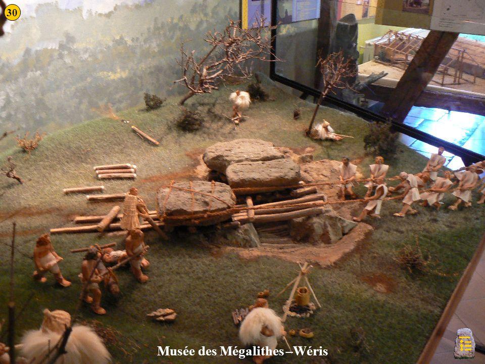 Musée des Mégalithes –Wéris 30
