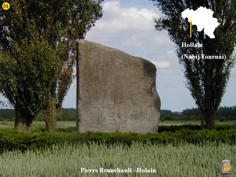 Brunehault c Pierre Brunehault –Holain Hollain (Nabij Tournai) 31