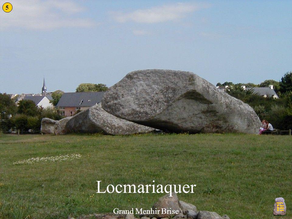 Locmariaquer 1b Grand Menhir Brise 6