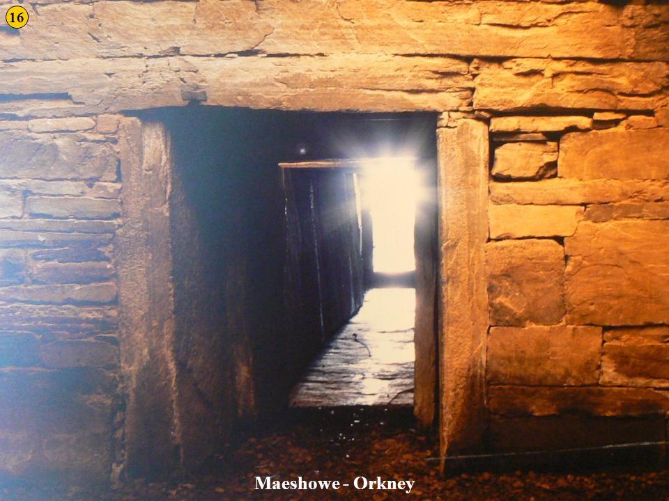 Maeshowe - Orkney 16