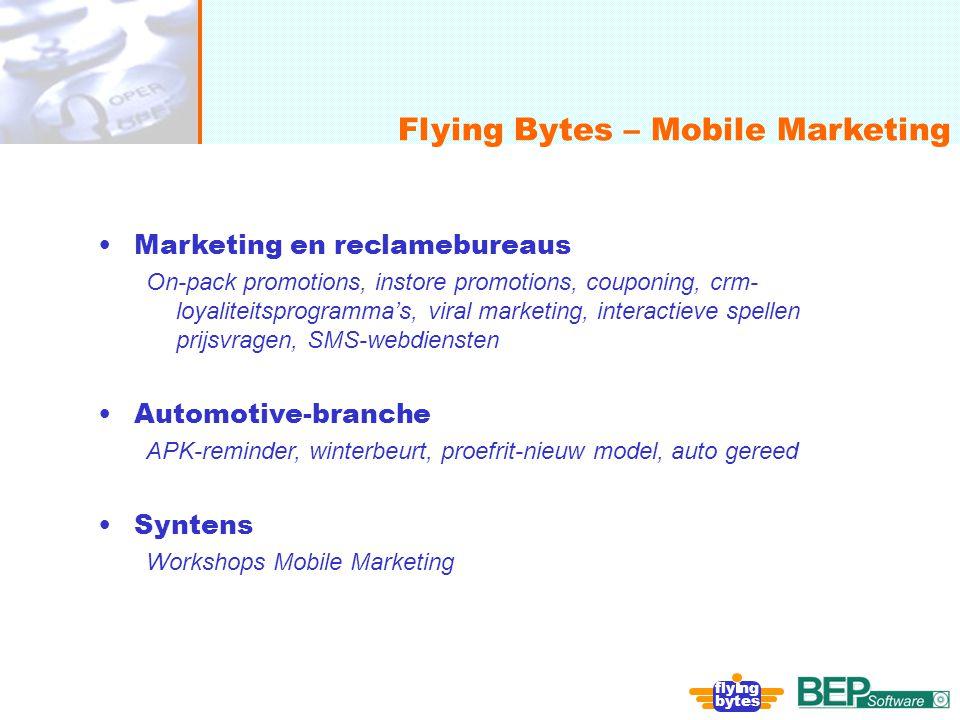 onafhankelijk, flexibel en deskundig Flying Bytes – Entertainment fly ng bytes