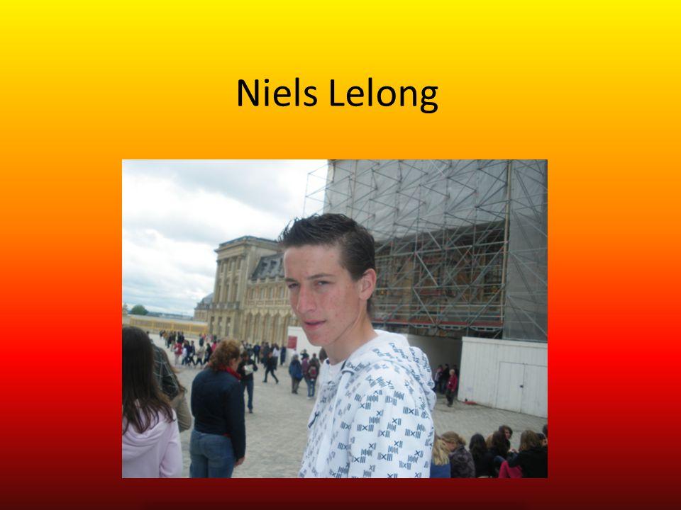 Niels Lelong