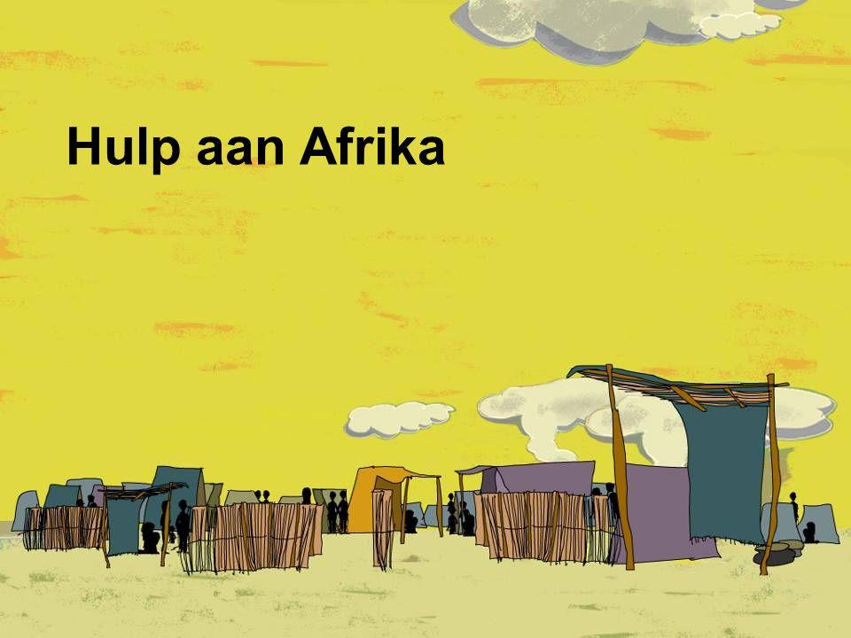 Hulp aan Afrika