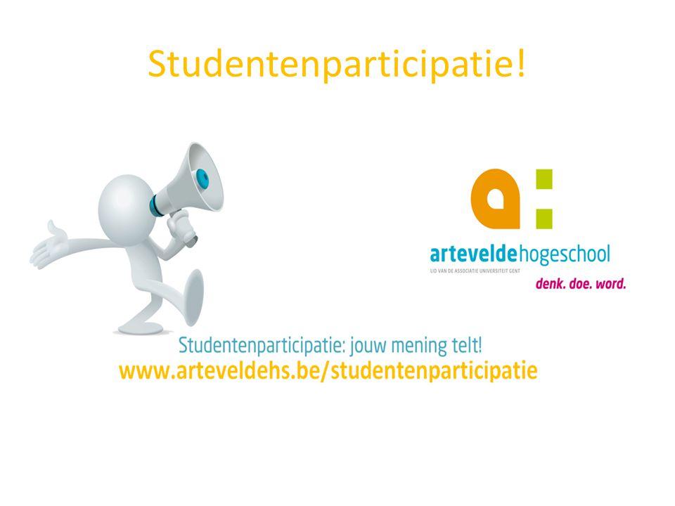Studentenparticipatie!
