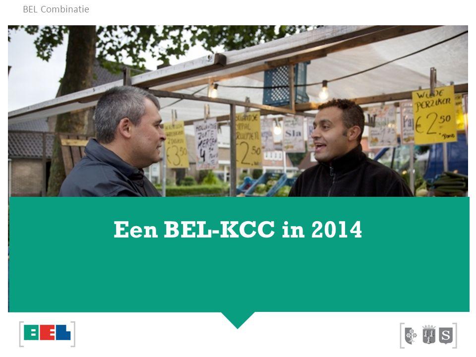 Een BEL-KCC in 2014