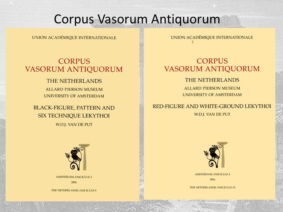 Corpus Vasorum Antiquorum