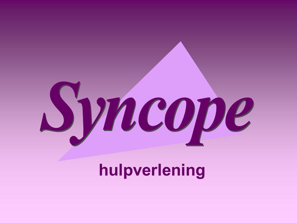 presentatie: Joke Hazenberg, psychosociaal therapeut SYNCOPE Maandag 20 februari 2006 CEREBRAAL Communiceren doe je ZO…….!