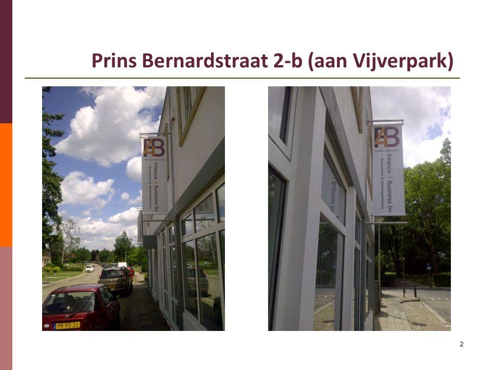 Prins Bernardstraat 2-b (aan Vijverpark) 2