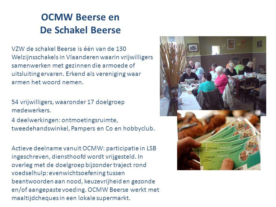 OCMW Roeselare en VZW De Graancirkel Vzw De Graancirkel werd mee opgericht door OCMW Roeselare.