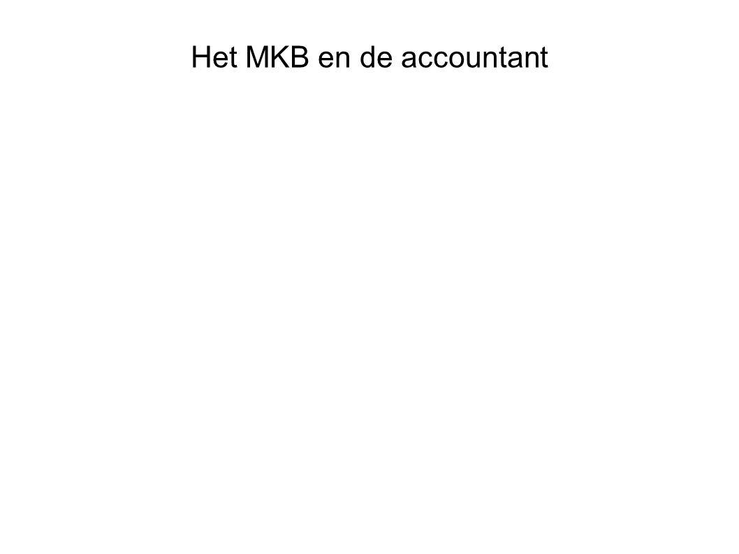 Het MKB en de accountant