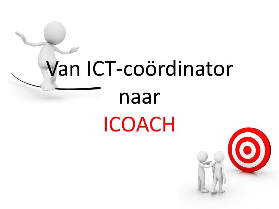 ICOACH Projectmanager.Coach en inspirator. Onderwijsontwerper en adviseur visie en beleid ICT.