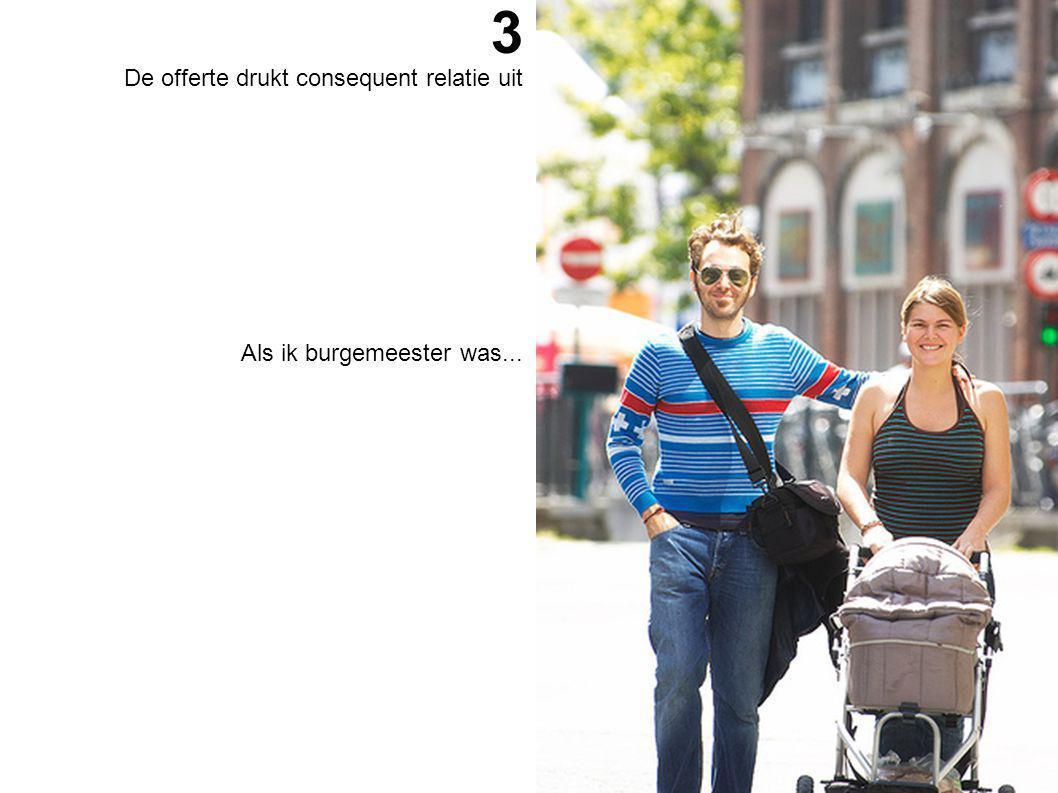 4 Sta open voor een onverwachte beeldende invulling Hoe dichtbij, menselijk, benaderbaar kun je zijn.