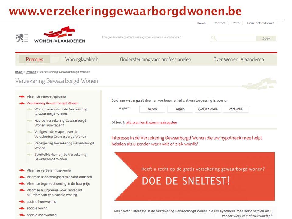 www.verzekeringgewaarborgdwonen.be