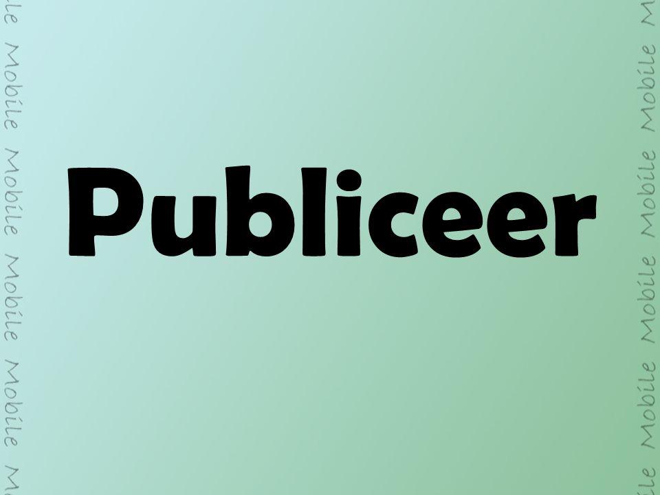 Publiceer