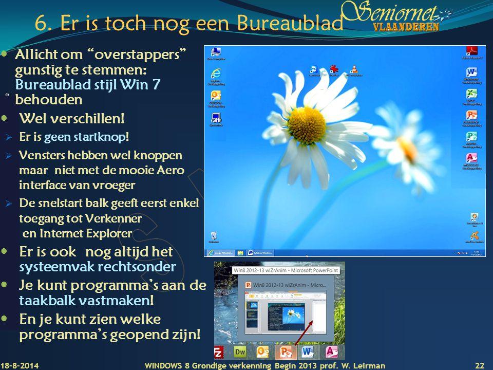 Deze presentatie mag noch geheel, noch gedeeltelijk worden gebruikt of gekopieerd zonder de schriftelijke toestemming van Seniornet Vlaanderen VZW 6.