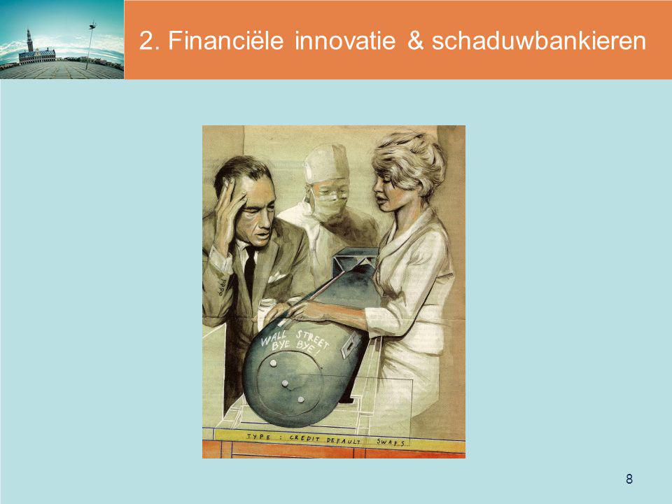 « Financial weapons of mass destruction » « time bombs » « spiral that can lead to corporate meltdown » « devised by madmen »