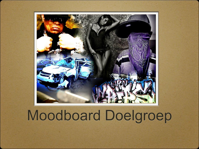 Moodboard Doelgroep