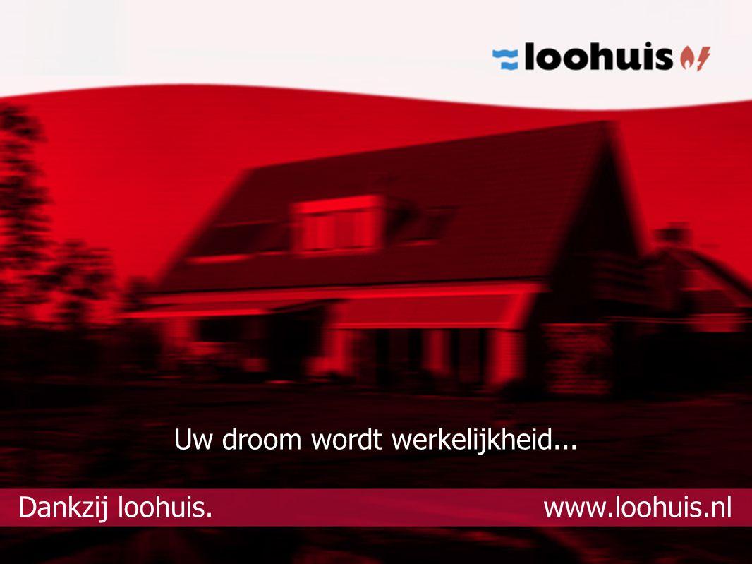 Uw droom wordt werkelijkheid... Dankzij loohuis.www.loohuis.nl